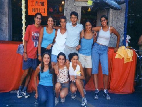 2001-8 (davanti alla lotteria dell'Assunta)