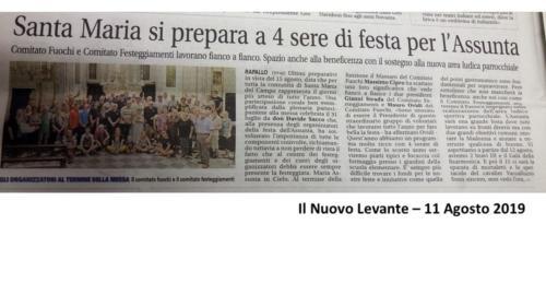 Nuovo Levante 11-08-2019