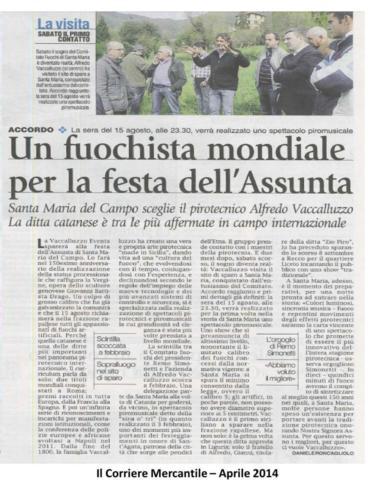 Il Corriere Mercantile - Aprile 2014