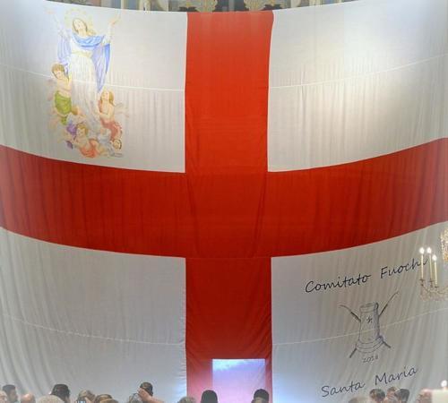 nuova bandiera comitato fuochi